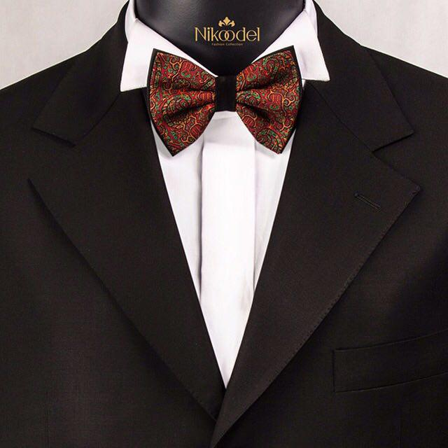 Bow Tie 3218 Modeling
